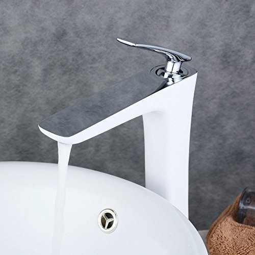 beelee wasserhahn hohe wei bad armatur waschbecken. Black Bedroom Furniture Sets. Home Design Ideas