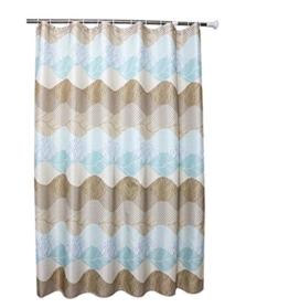 Duschvorhänge Country Style Dicker Polyester Tuch Duschvorhänge Wasserdichte Mildewproof Bad Vorhänge , 200*210 -