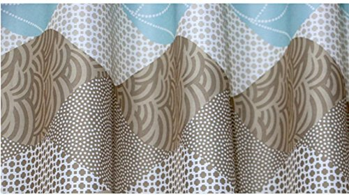 duschvorh nge country style dicker polyester tuch duschvorh nge wasserdichte mildewproof bad. Black Bedroom Furniture Sets. Home Design Ideas