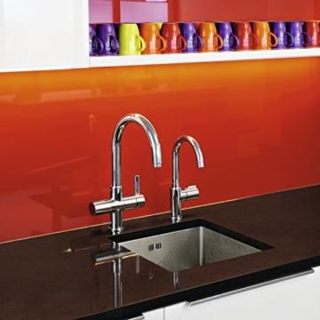 grohe red mono armatur und single boiler 4 liter c auslauf 30085000. Black Bedroom Furniture Sets. Home Design Ideas
