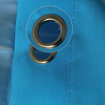 Harson&Jane Hochwertige Digitaldruck dickerem Material ist wasserdicht DuschvorhangGröße:180*180 180*200 (180*180, London Bridge 2) -