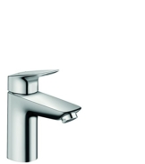 HG Logis basin mixer 100 chrome 71100000 -