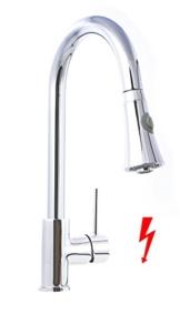 Niederdruck Küche Armatur herausziehbar Geschirrbrause Küchenarmatur Einhebelmischer Wasserhahn mit Brause Handbrause küchenarmaturen armaturen -
