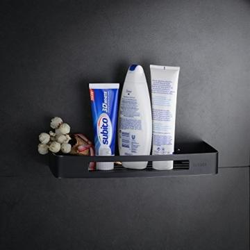 Hiendure Badezimmer Dusch-Caddy zum für Shampoo, Conditioner, Seife -
