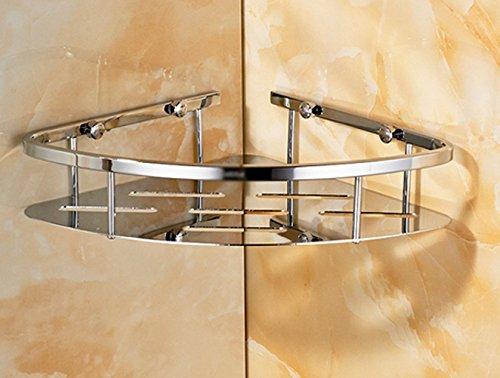 duschregal edelstahl bellabrunnen der badarmaturen. Black Bedroom Furniture Sets. Home Design Ideas