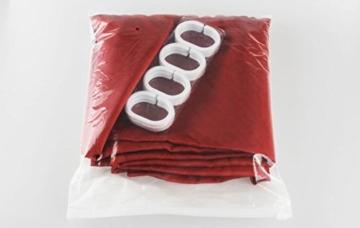 Brauch Shark Hai Dusche Vorhang Shower Curtain Wasserdicht Polyester Fabrik für Bad 120 Zentimeters x 183 Zentimeters - 3