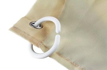 Brauch Shark Hai Dusche Vorhang Shower Curtain Wasserdicht Polyester Fabrik für Bad 120 Zentimeters x 183 Zentimeters - 5