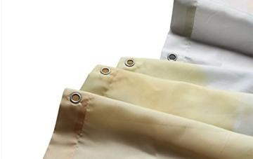Brauch Shark Hai Dusche Vorhang Shower Curtain Wasserdicht Polyester Fabrik für Bad 120 Zentimeters x 183 Zentimeters - 6