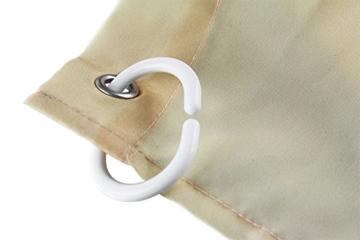 Dalliy Brauch hai Wasserdicht Polyester Shower Curtain Duschvorhang 152cm x 183cm - 4