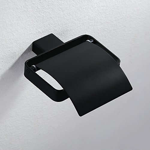 homelody edelstahl toilettenpapierhalter mit lack. Black Bedroom Furniture Sets. Home Design Ideas