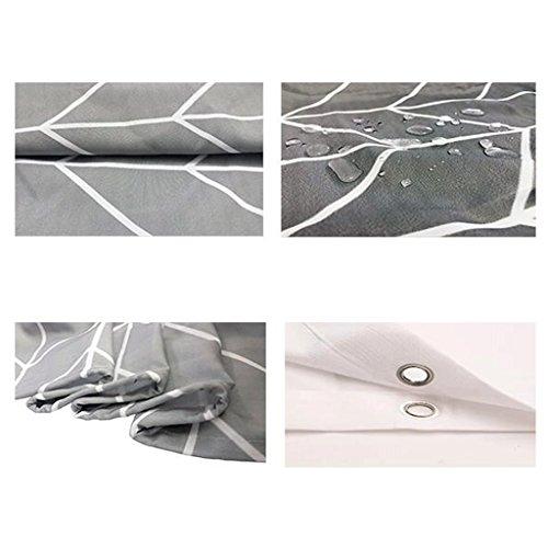 txxm duschvorh nge schneiden vorh nge polyester material. Black Bedroom Furniture Sets. Home Design Ideas