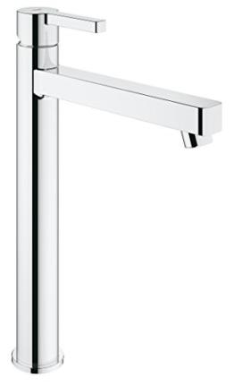 Grohe Lineare Badarmatur - Waschtischarmatur (für freistehende Waschschüsseln) 23405000 - 1