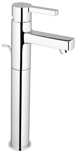 GROHE Lineare Einhand-Waschtischbatterie für freistehende Waschschüsseln 32250000 - 1